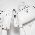 Prada for Adidas: Der ikonischer Superstar Sneaker wird neuinterpretiert
