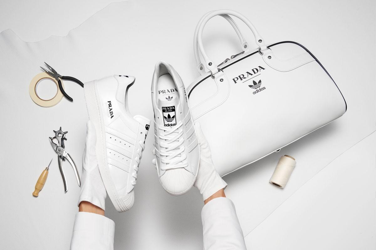 Prada for Adidas: Der ikonischer Superstar Sneaker wird neuinterpretiert 1