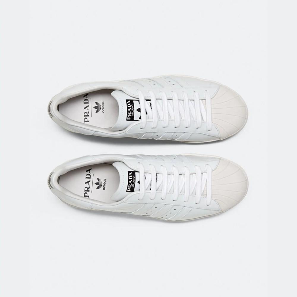 Prada for Adidas: Der ikonischer Superstar Sneaker wird neuinterpretiert 9