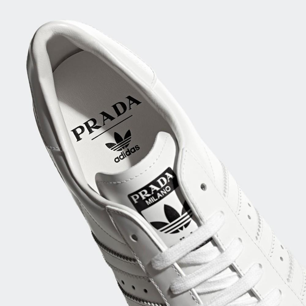 Prada for Adidas: Der ikonischer Superstar Sneaker wird neuinterpretiert 7