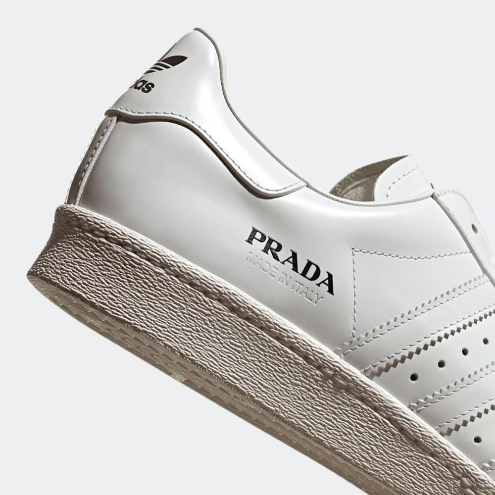 Prada for Adidas: Der ikonischer Superstar Sneaker wird neuinterpretiert 4