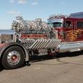 Der mächtige Thor: Ultra-langer Truck mit Doppel-V12 und über 3970 PS