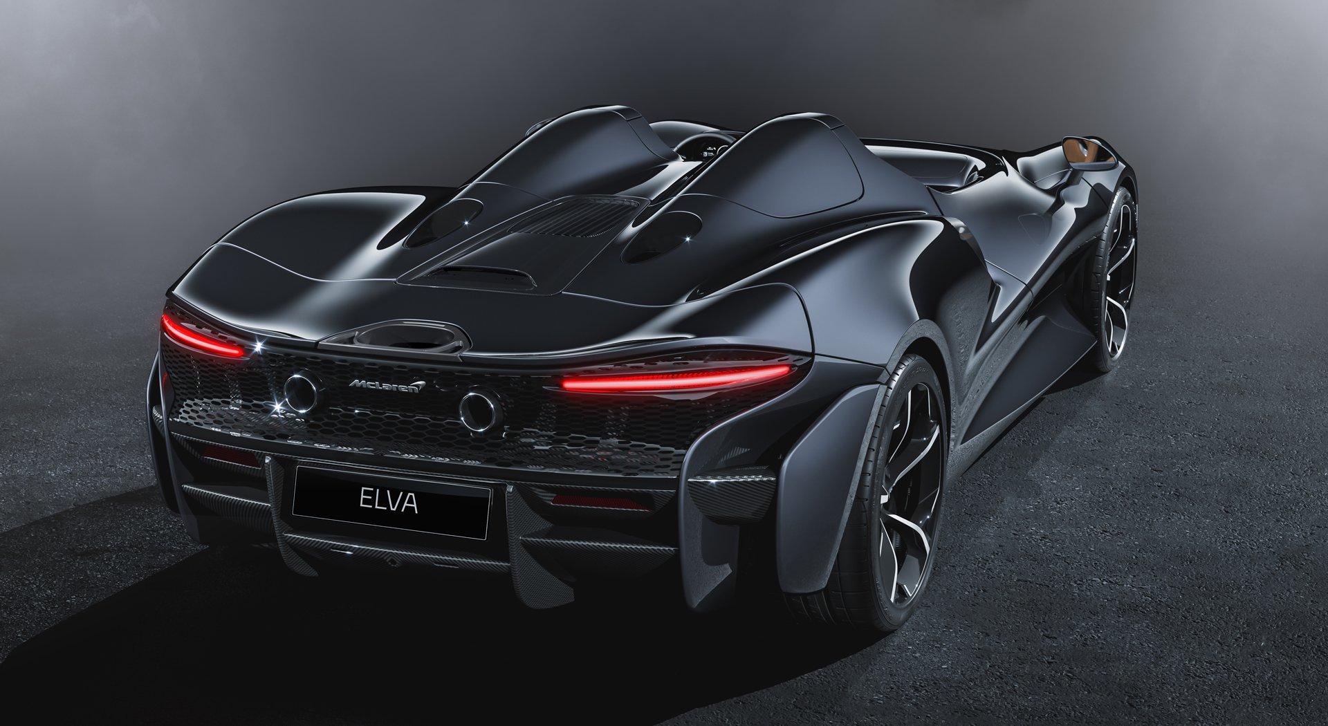 Der McLaren präsentiert den neuen Elva: 850-PS für Liebhaber 4
