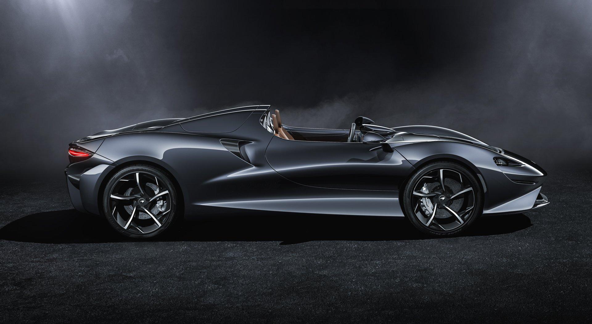 Der McLaren präsentiert den neuen Elva: 850-PS für Liebhaber 1