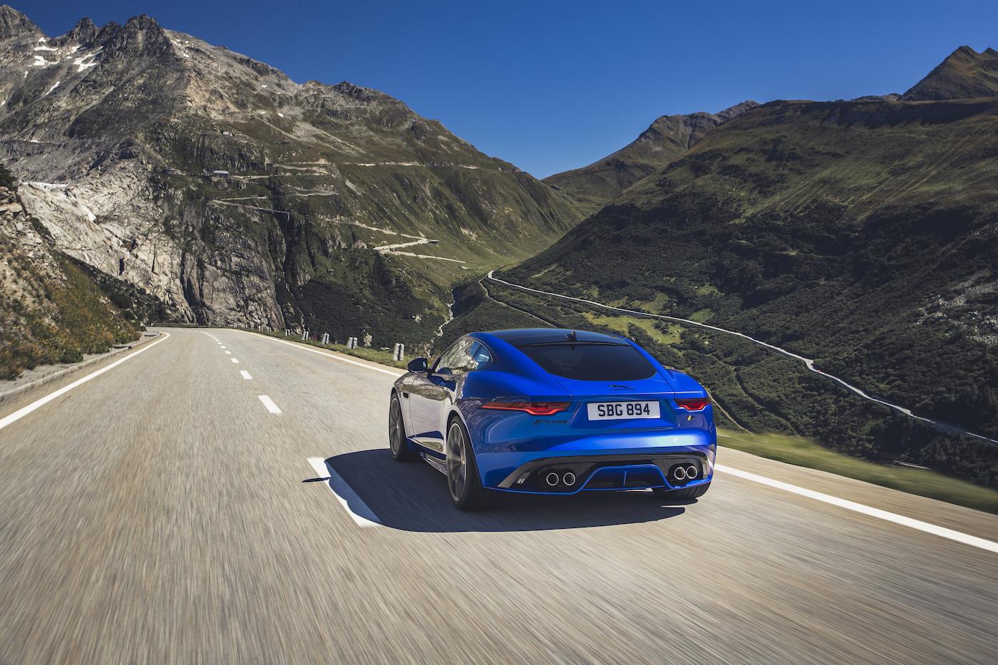 Weltpremiere: Der neue Jaguar F-TYPE wurde in München vorgestellt 9