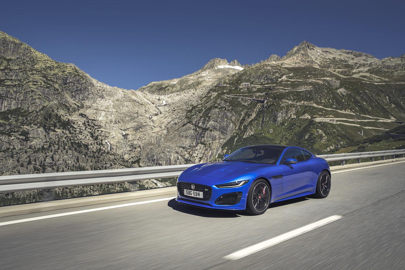 Weltpremiere: Der neue Jaguar F-TYPE wurde in München vorgestellt 8