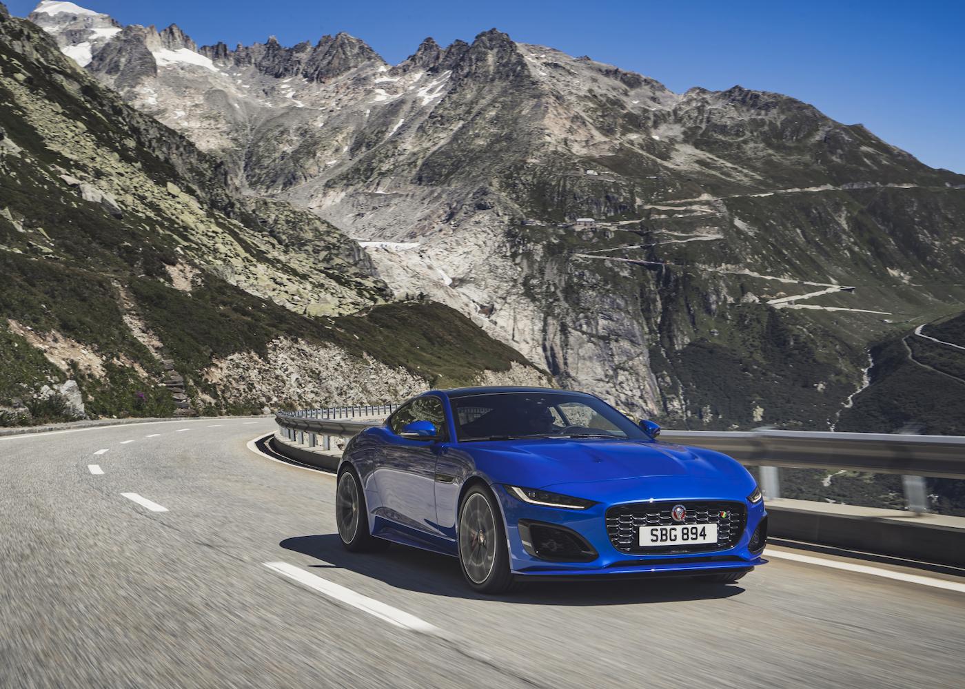 Weltpremiere: Der neue Jaguar F-TYPE wurde in München vorgestellt 10