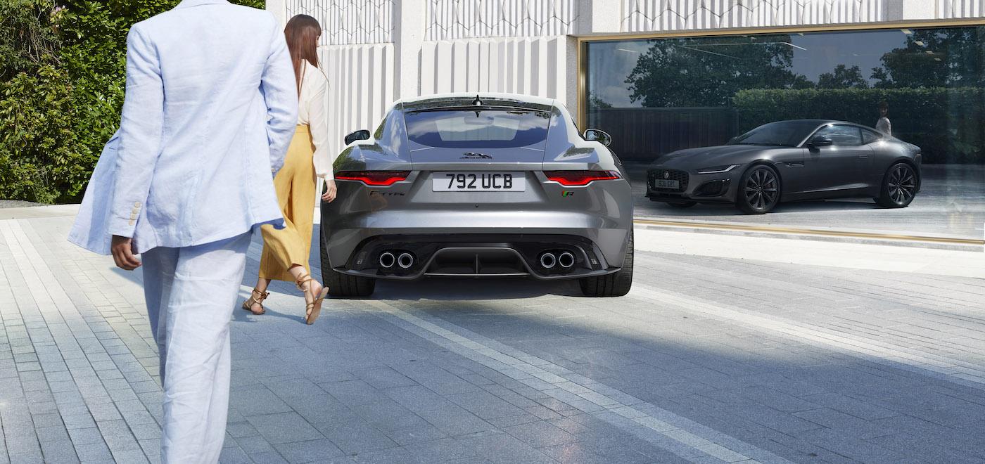 Weltpremiere: Der neue Jaguar F-TYPE wurde in München vorgestellt 2