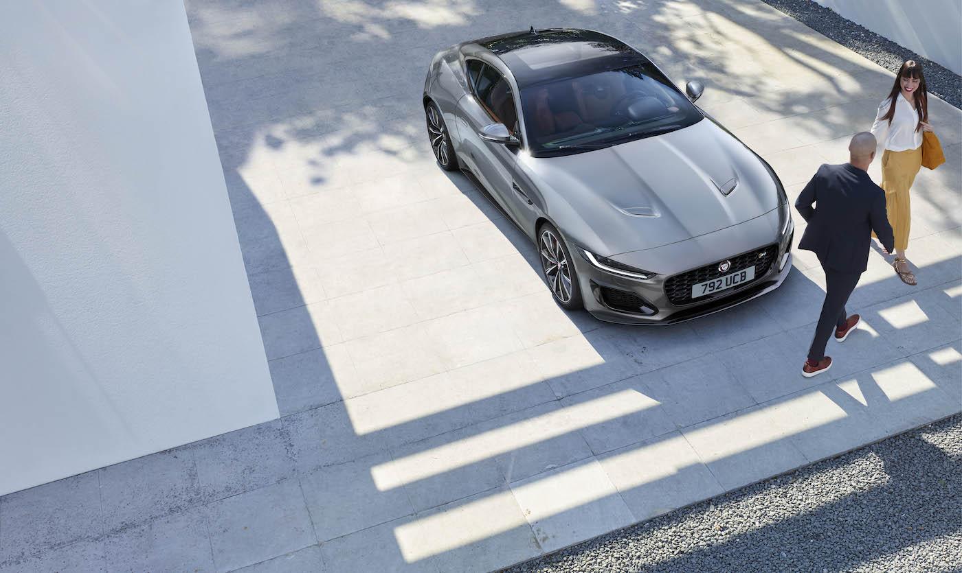 Weltpremiere: Der neue Jaguar F-TYPE wurde in München vorgestellt 1