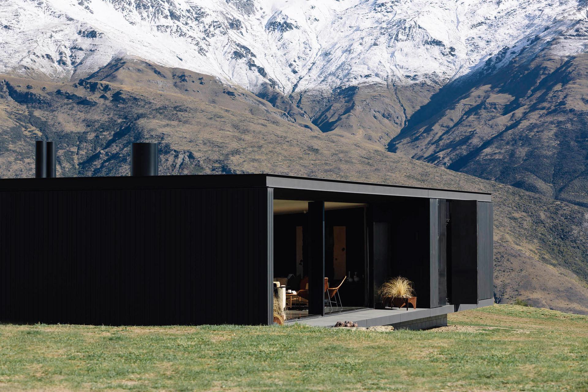 Das Alpine Terrace House: Das etwas andere Haus auf der Alm 2