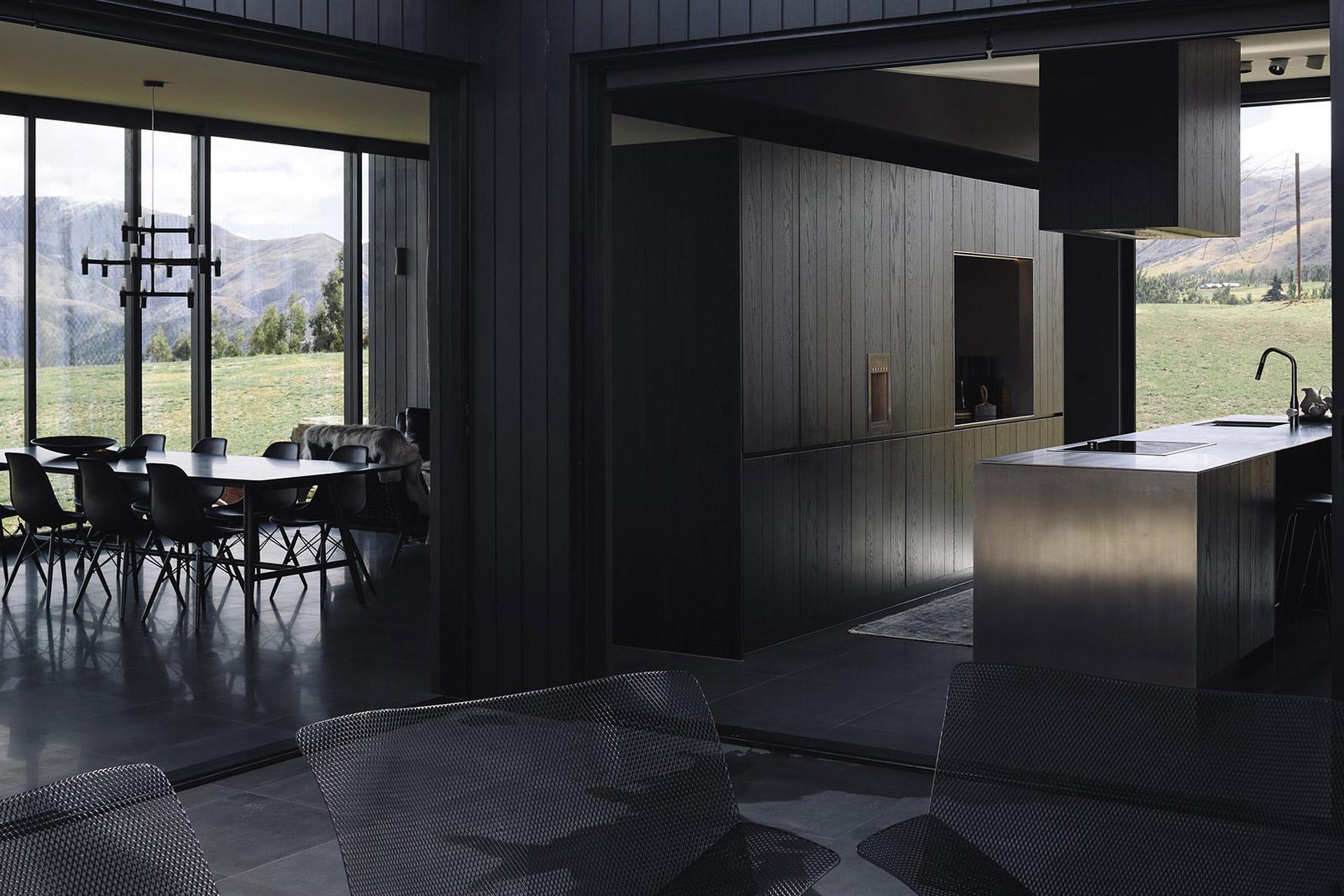 Das Alpine Terrace House: Das etwas andere Haus auf der Alm 3