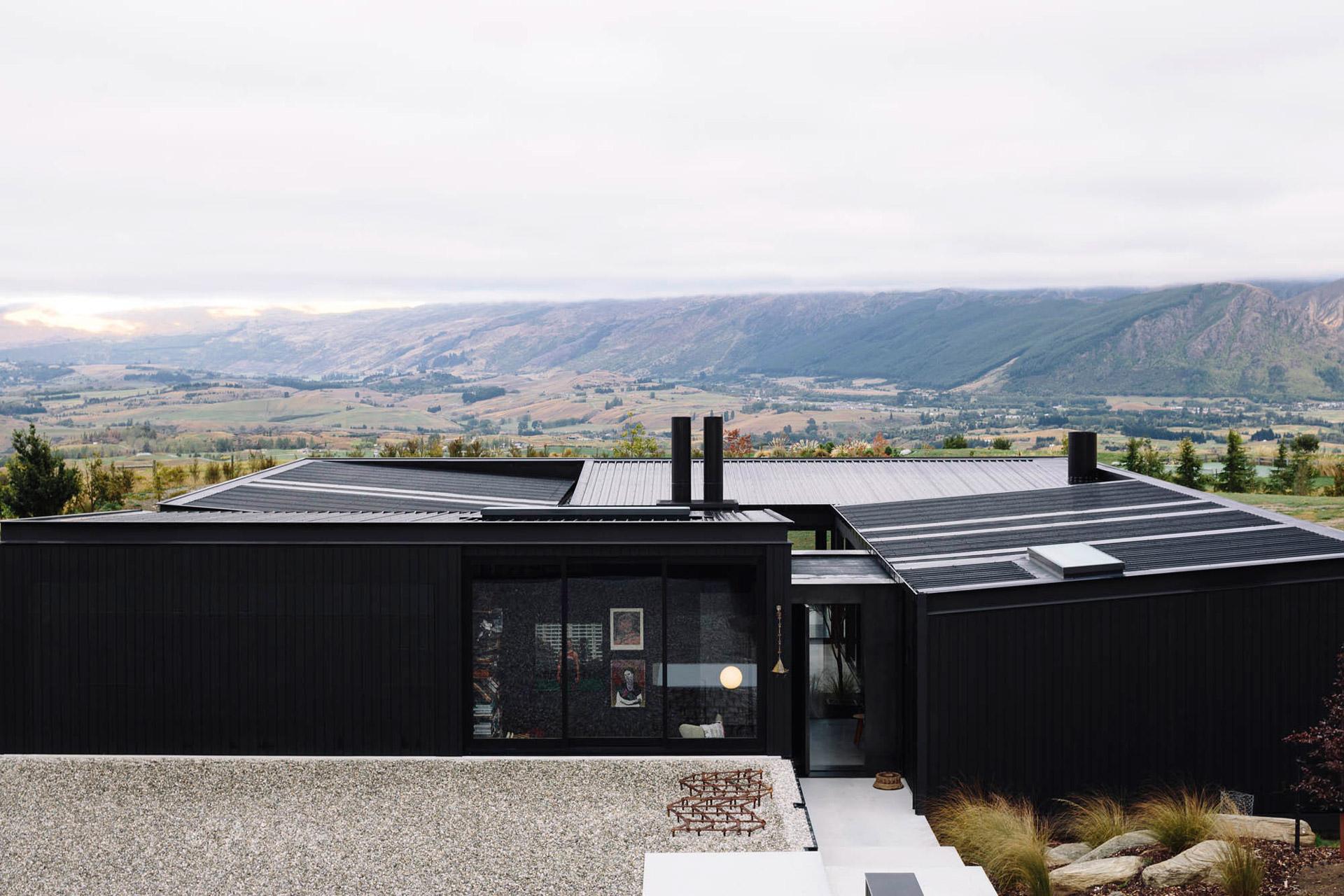 Das Alpine Terrace House: Das etwas andere Haus auf der Alm 5