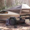 Tesla Cybertruck will die Camper- und Trailerbranche wachrütteln