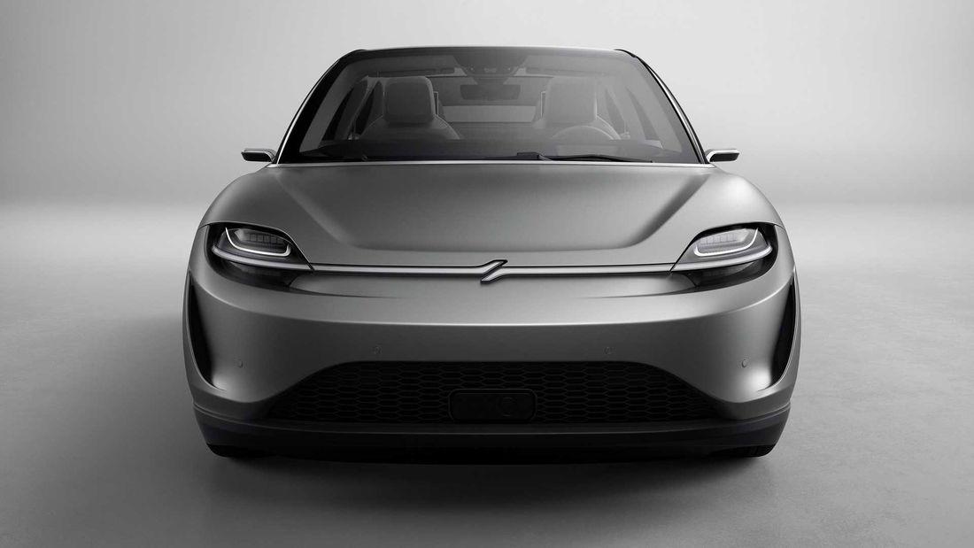 Vision S: Sony präsentiert den Prototypen eines eigenen Elektroautos 5