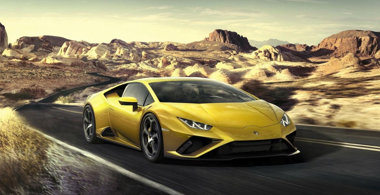 Lamborghini integriert Amazon Alexa in den Huracán EVO