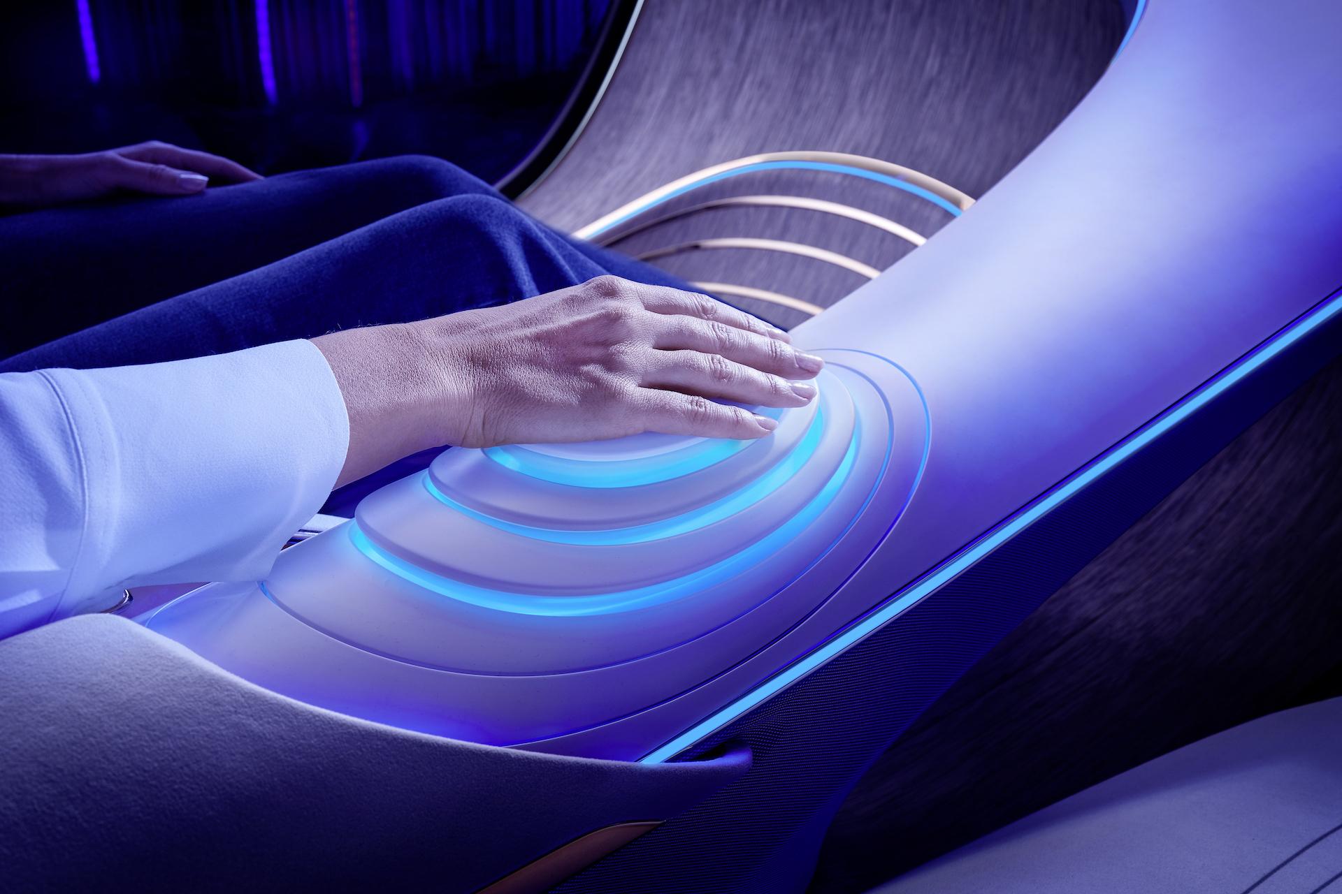 Der Mercedes-Benz Vision AVTR: Ein Auto, inspiriert von der Zukunft 10