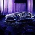 Der Mercedes-Benz Vision AVTR: Ein Auto, inspiriert von der Zukunft