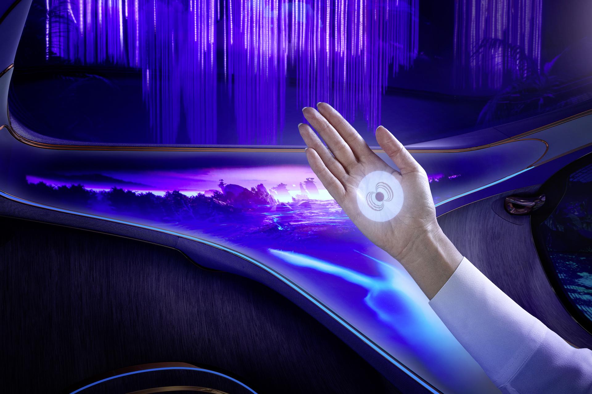 Der Mercedes-Benz Vision AVTR: Ein Auto, inspiriert von der Zukunft 11