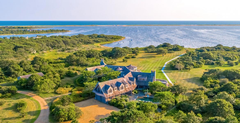 Das neue Zuhause der Obamas: Ein $12 Millionen Dollar Anwesen auf Martha's Vineyard