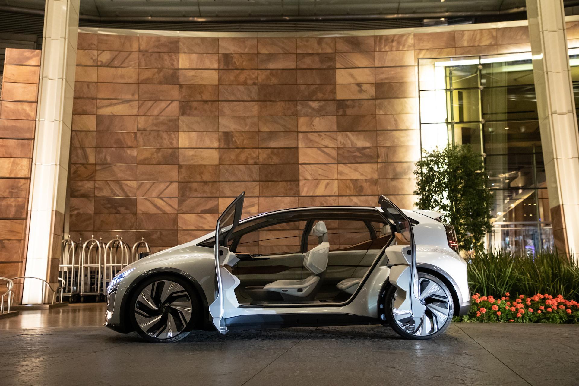 Audi auf der CES 2020: Die Neuheiten und Zukunftskonzepte in Las Vegas 2