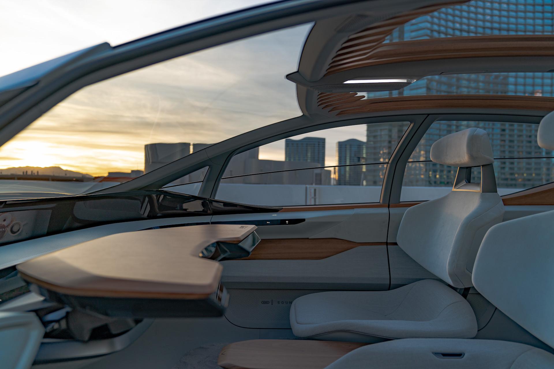 Audi auf der CES 2020: Die Neuheiten und Zukunftskonzepte in Las Vegas 12