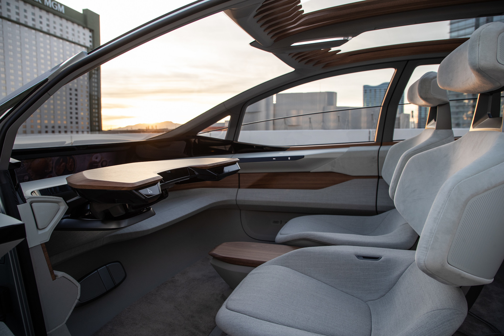 Audi auf der CES 2020: Die Neuheiten und Zukunftskonzepte in Las Vegas 3