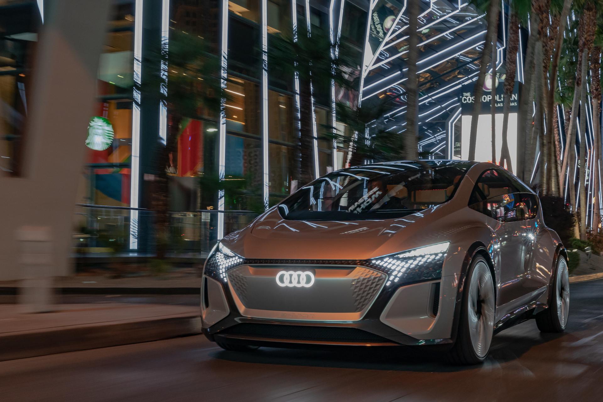 Audi auf der CES 2020: Die Neuheiten und Zukunftskonzepte in Las Vegas 4