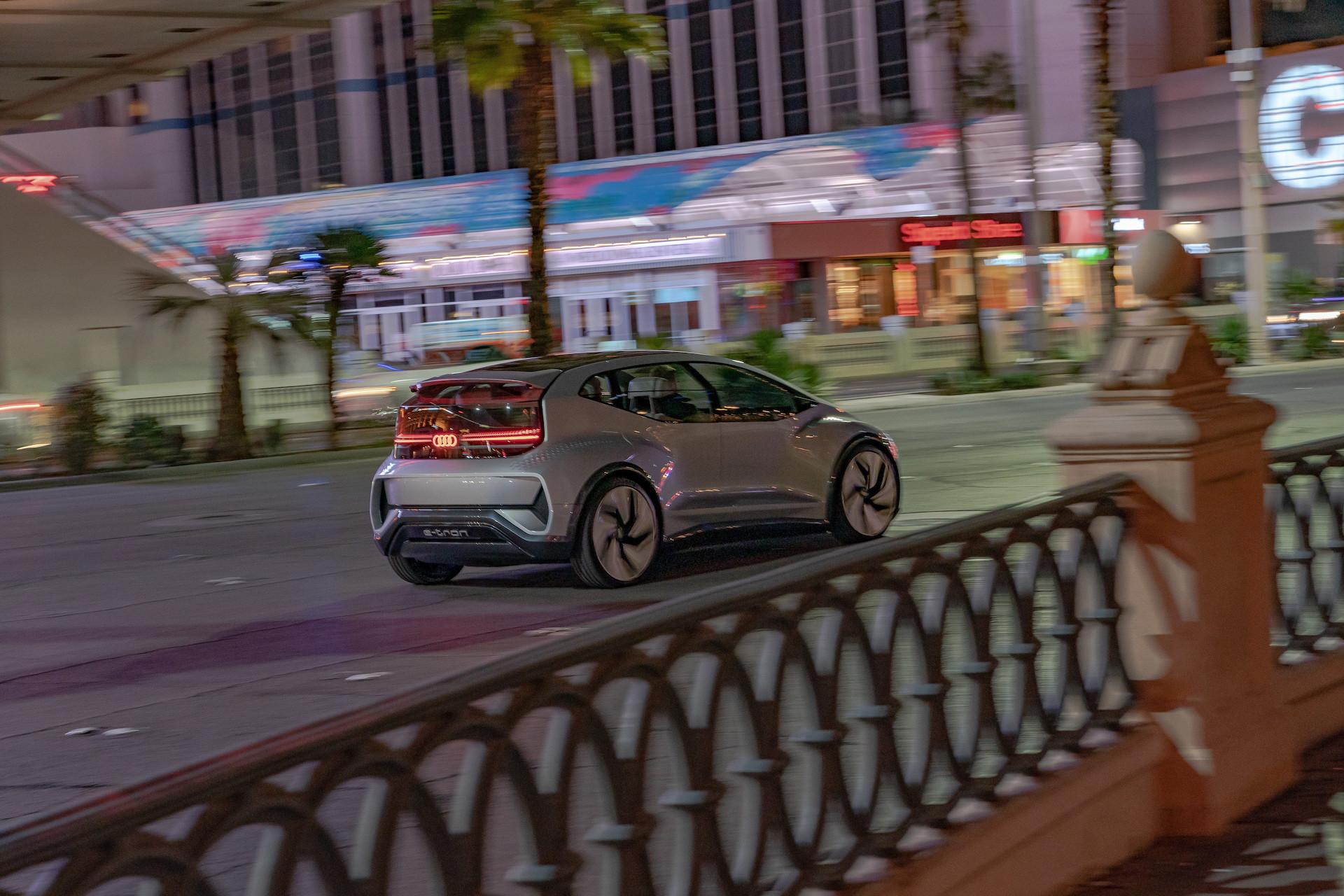 Audi auf der CES 2020: Die Neuheiten und Zukunftskonzepte in Las Vegas 5