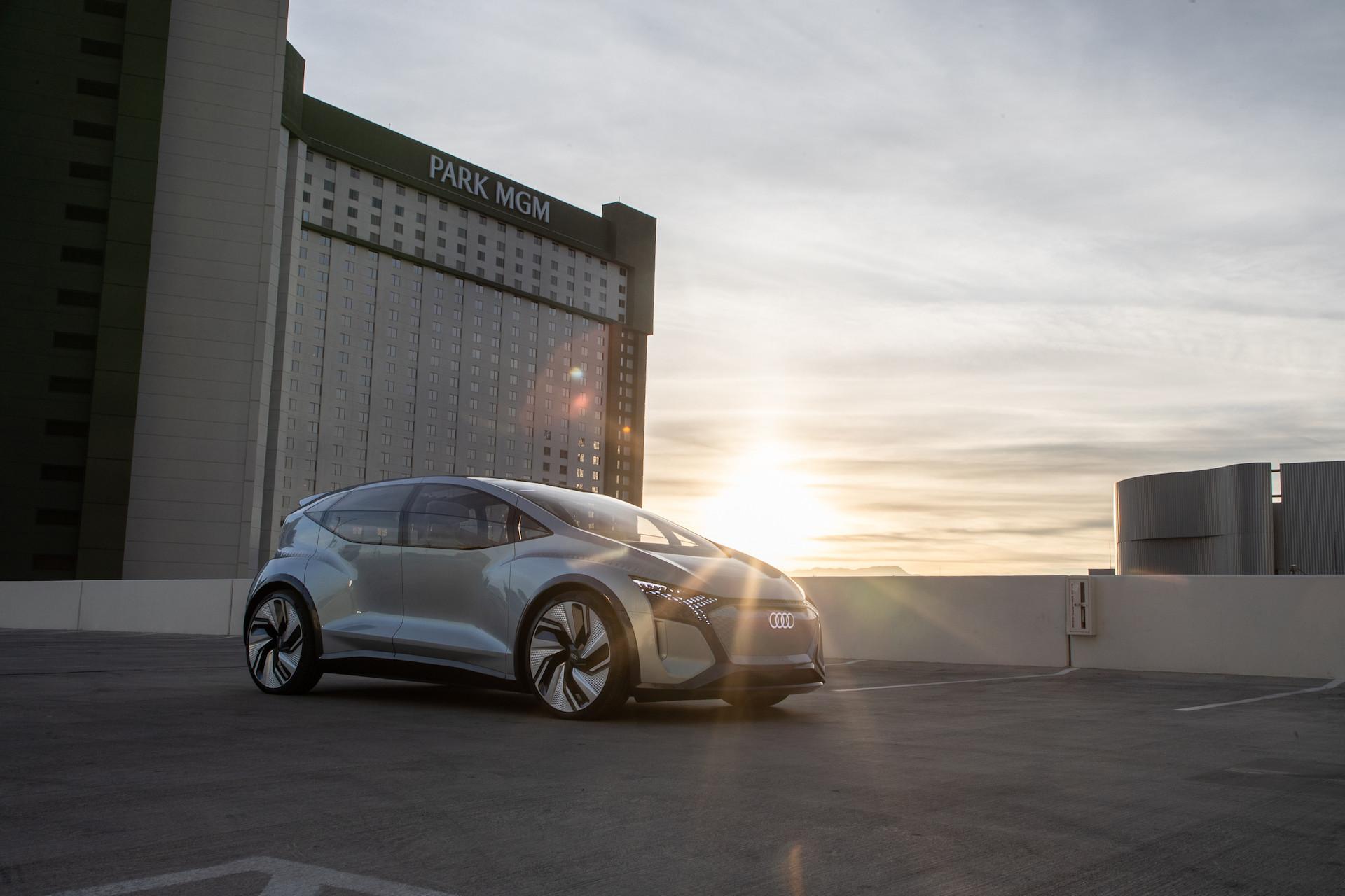 Audi auf der CES 2020: Die Neuheiten und Zukunftskonzepte in Las Vegas 7