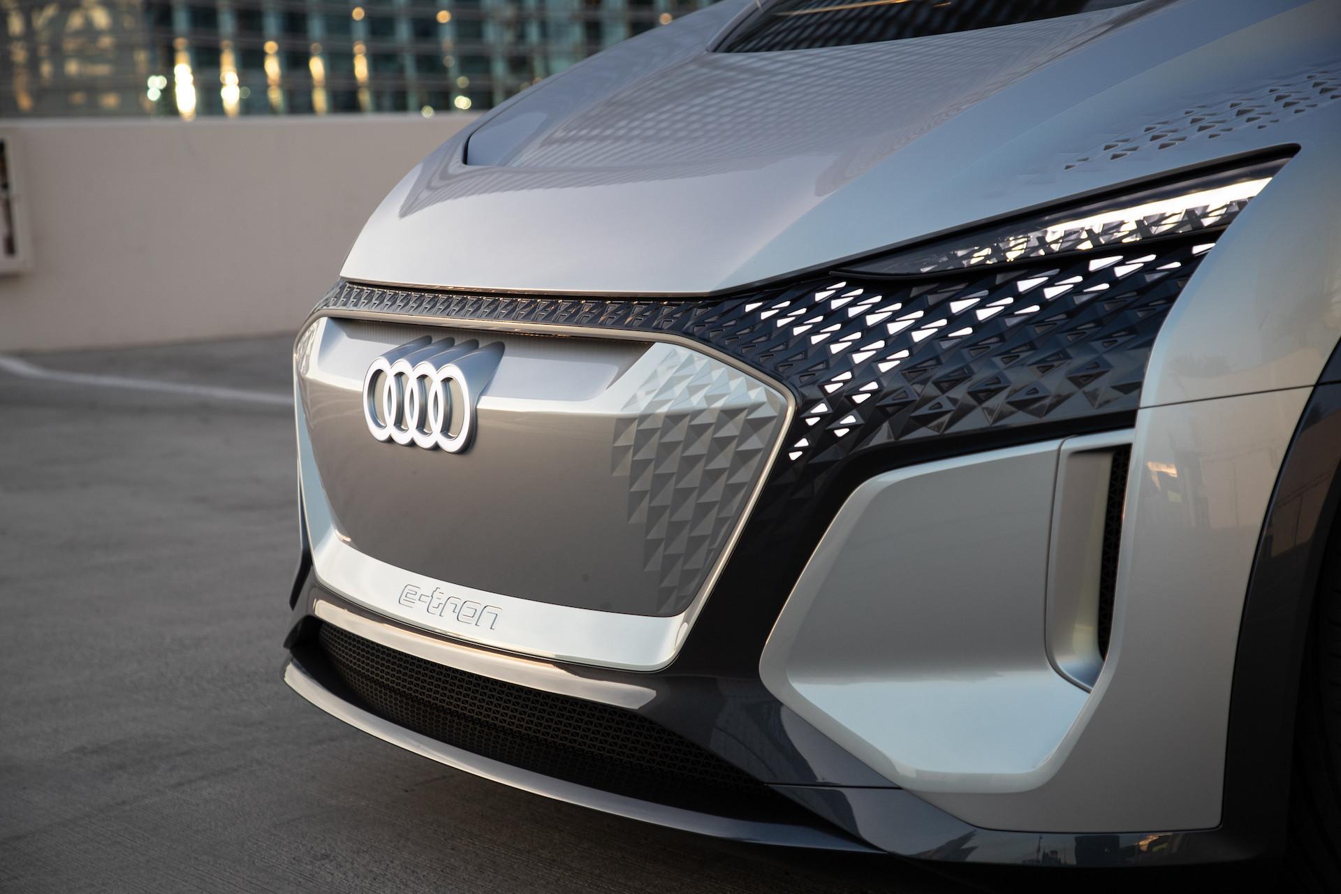 Audi auf der CES 2020: Die Neuheiten und Zukunftskonzepte in Las Vegas 8