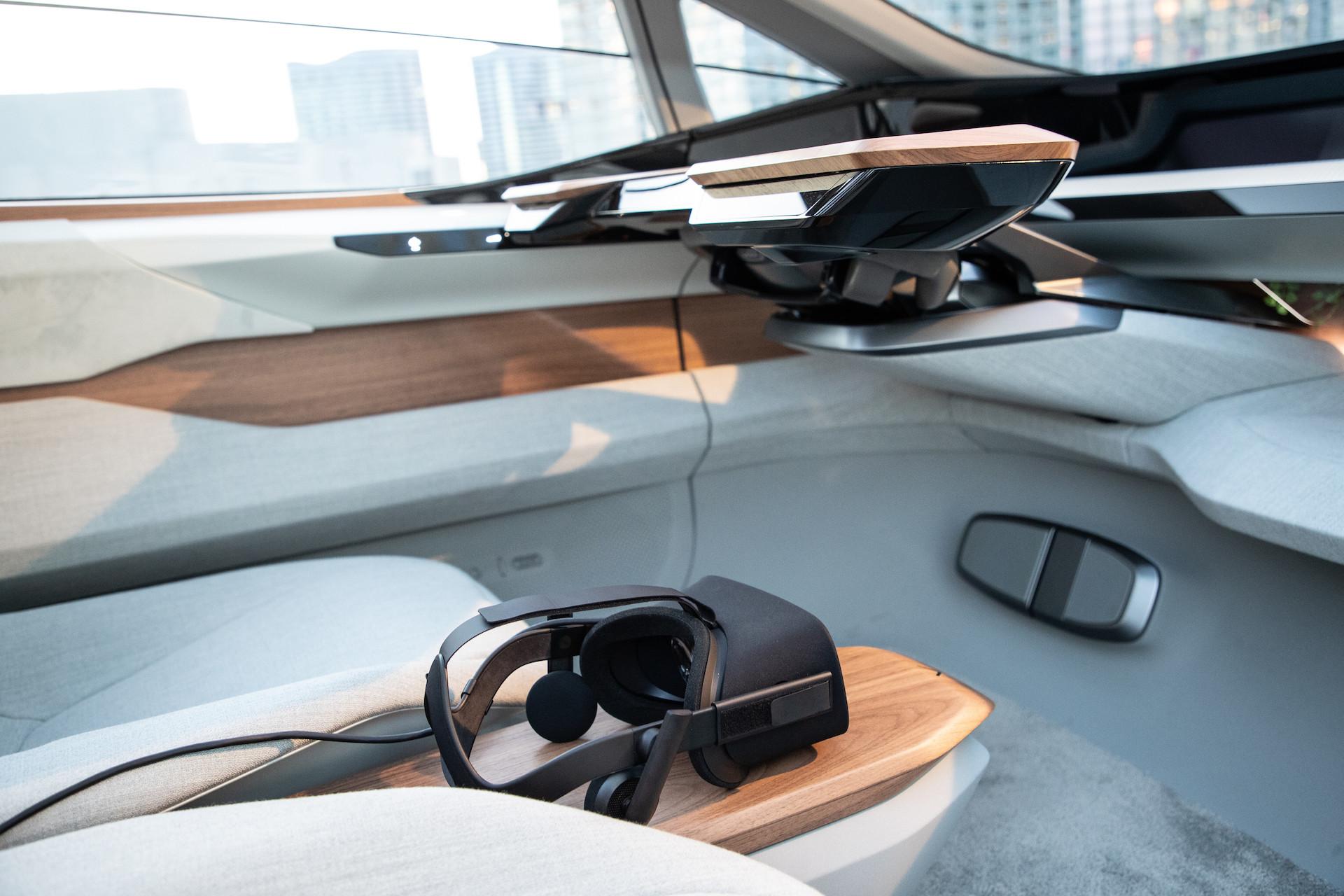 Audi auf der CES 2020: Die Neuheiten und Zukunftskonzepte in Las Vegas 9