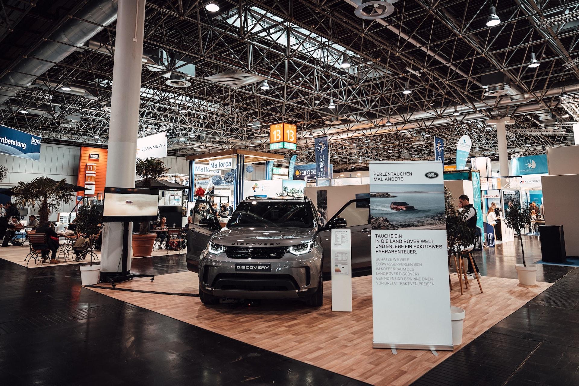 Boot 2020: Land Rover präsentiert den neuen Defender und weitere Highlights 3