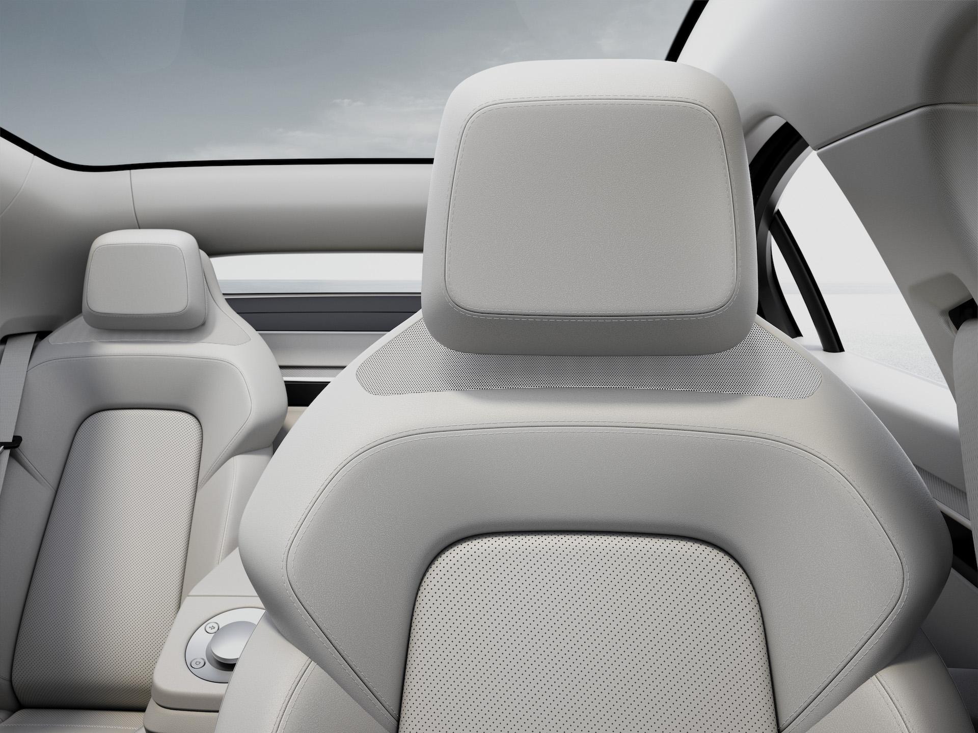 Vision S: Sony präsentiert den Prototypen eines eigenen Elektroautos 8