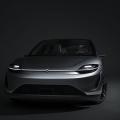 Vision S: Sony präsentiert den Prototypen eines eigenen Elektroautos