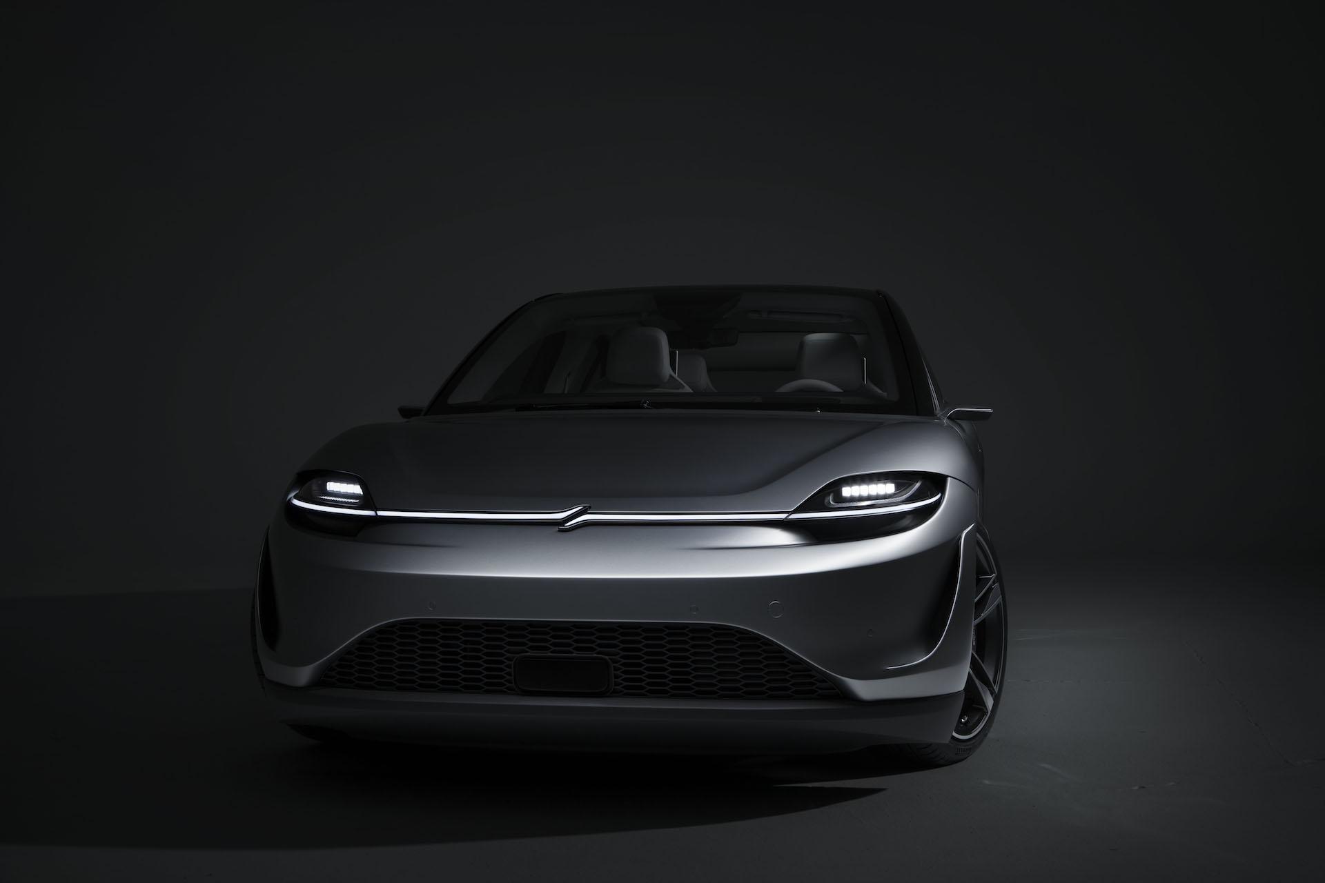Vision S: Sony präsentiert den Prototypen eines eigenen Elektroautos 1