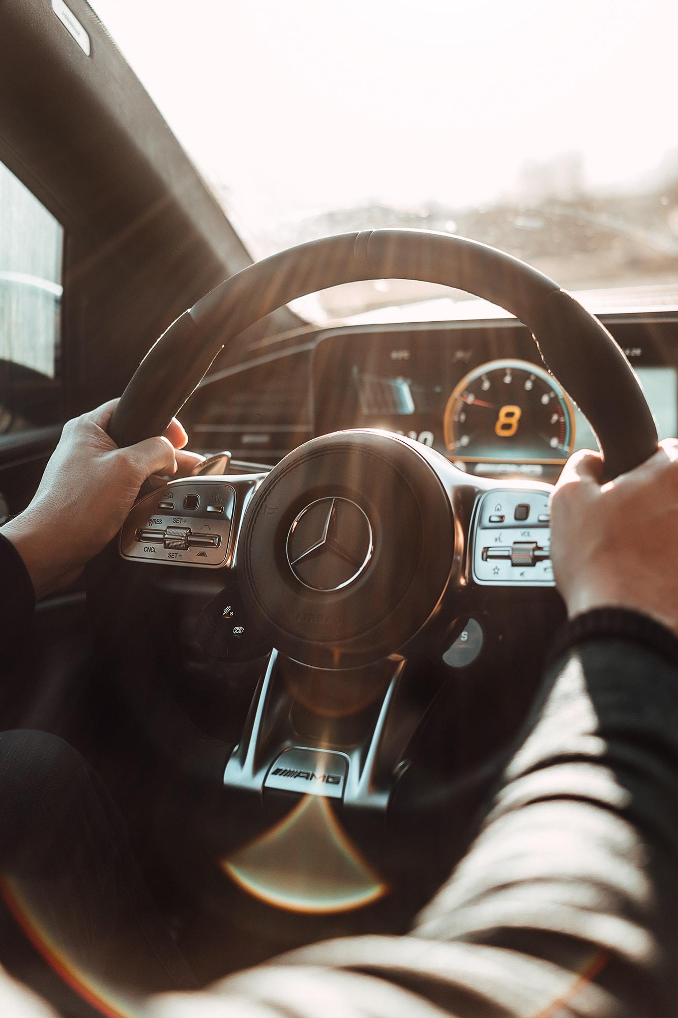 Der Mercedes-AMG GLE Coupé: Die perfekte Kombination aus Selbstzünder und Elektroantrieb 6