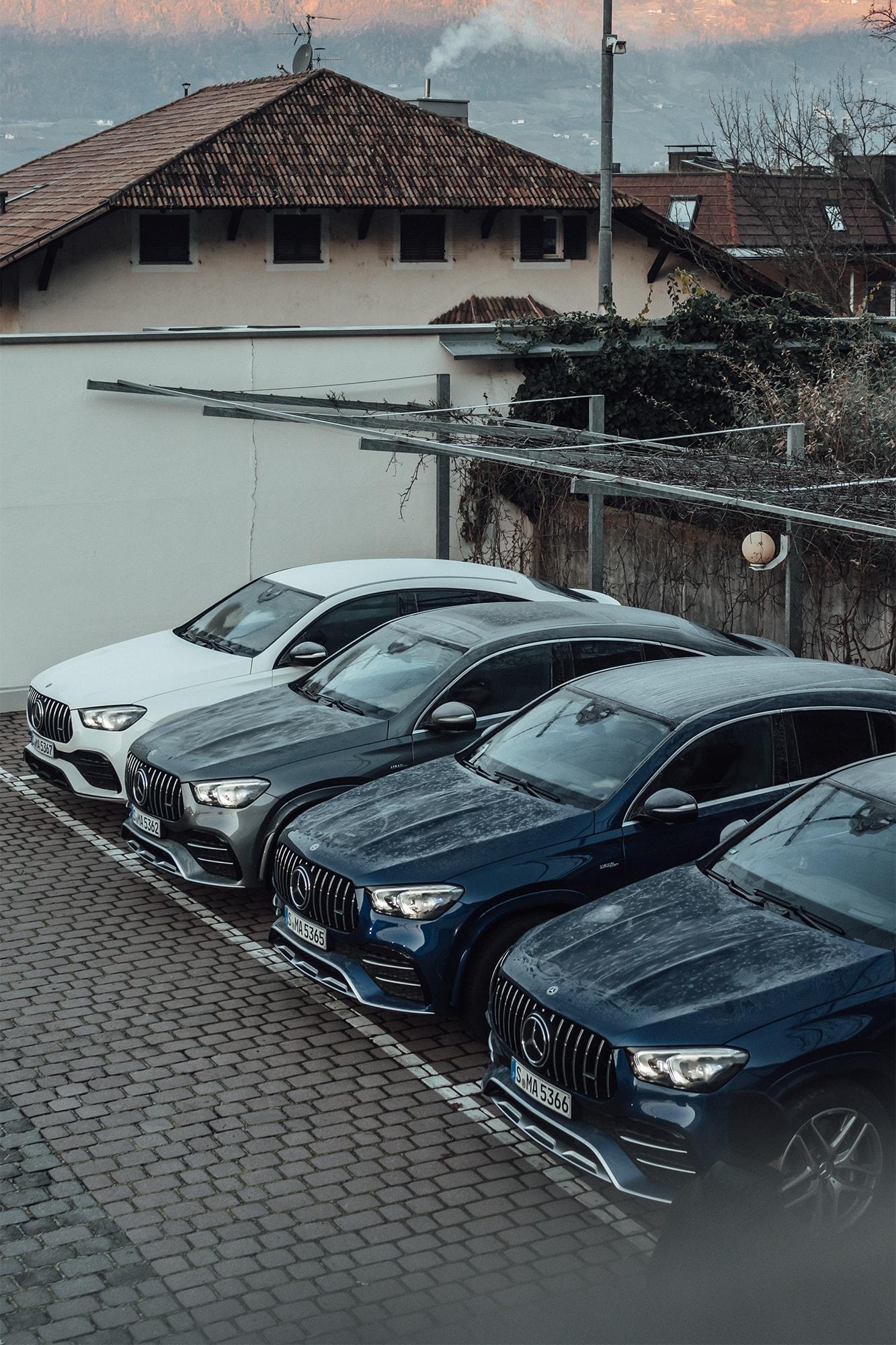 Der Mercedes-AMG GLE Coupé: Die perfekte Kombination aus Selbstzünder und Elektroantrieb 5