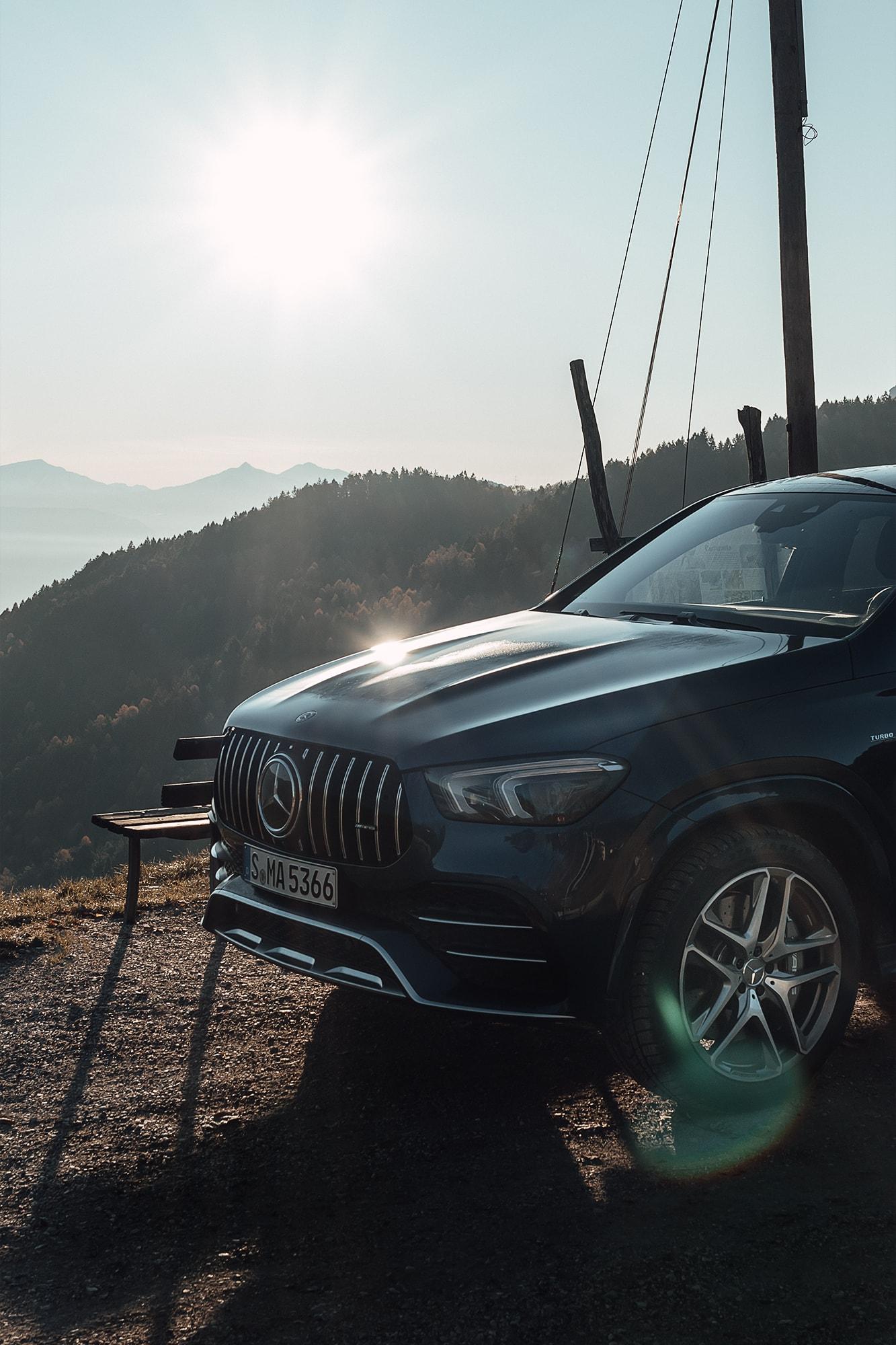 Der Mercedes-AMG GLE Coupé: Die perfekte Kombination aus Selbstzünder und Elektroantrieb 4