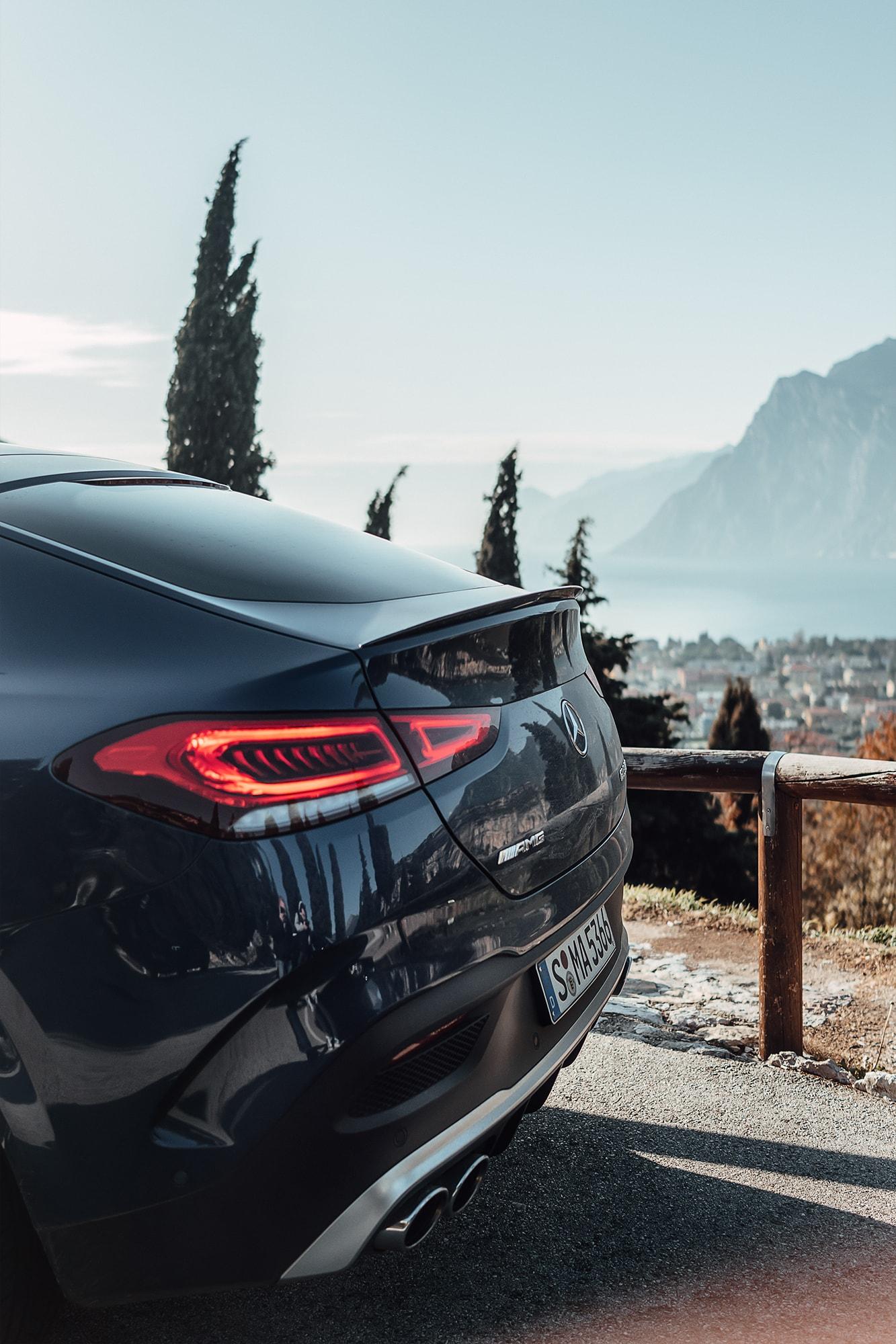 Der Mercedes-AMG GLE Coupé: Die perfekte Kombination aus Selbstzünder und Elektroantrieb 2