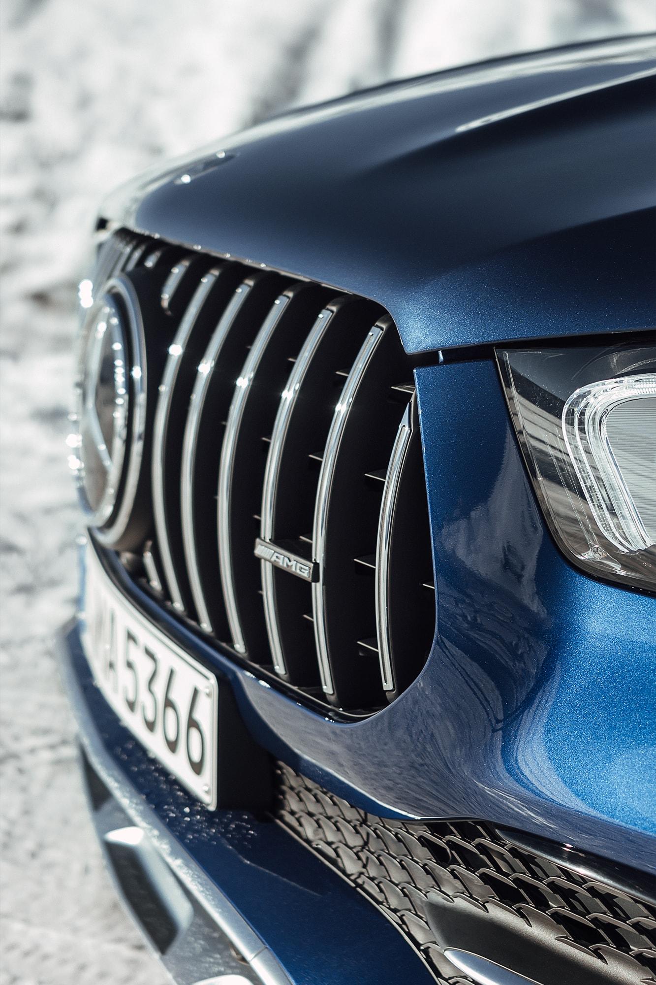 Der Mercedes-AMG GLE Coupé: Die perfekte Kombination aus Selbstzünder und Elektroantrieb 10