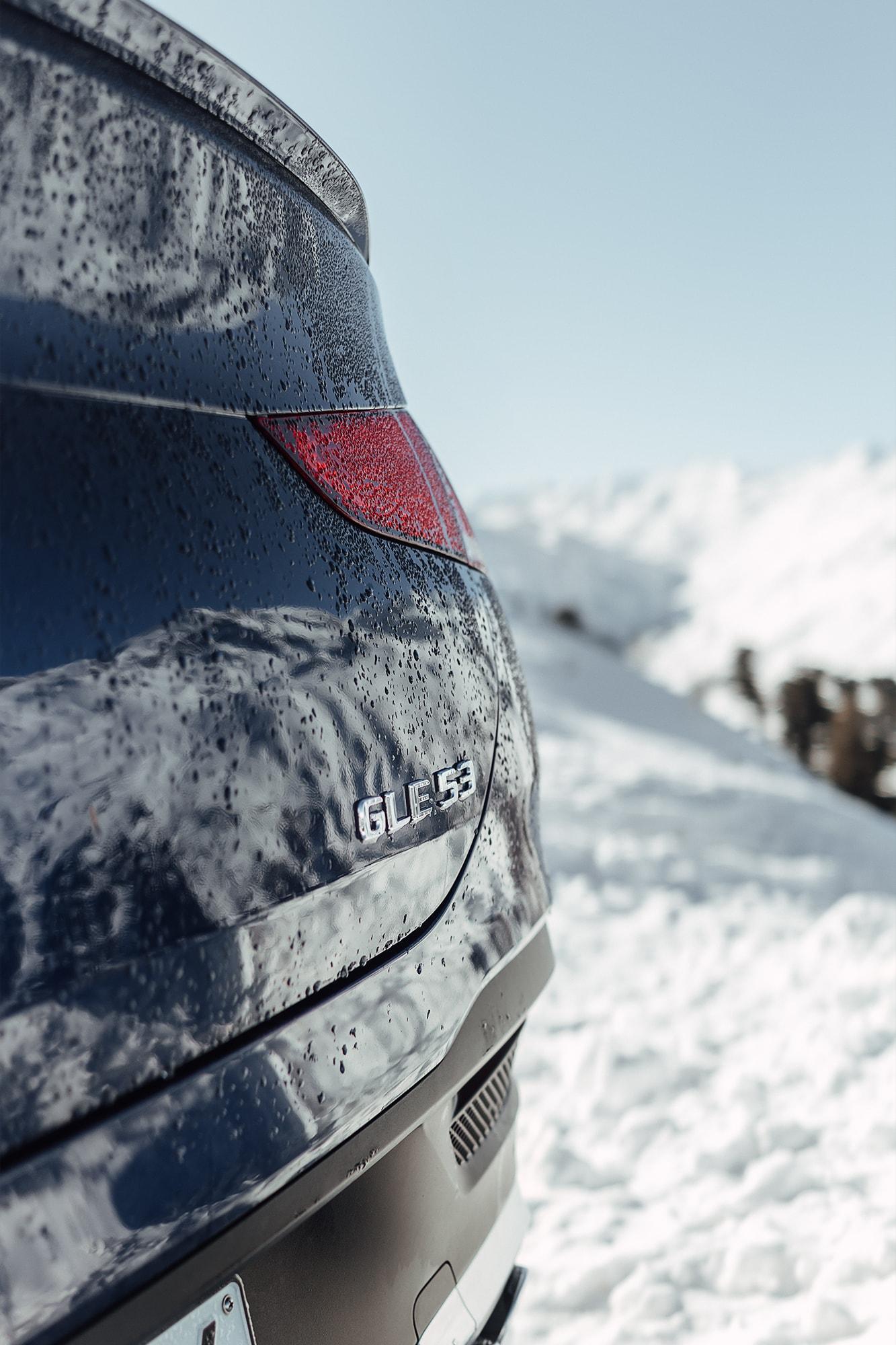 Der Mercedes-AMG GLE Coupé: Die perfekte Kombination aus Selbstzünder und Elektroantrieb 9