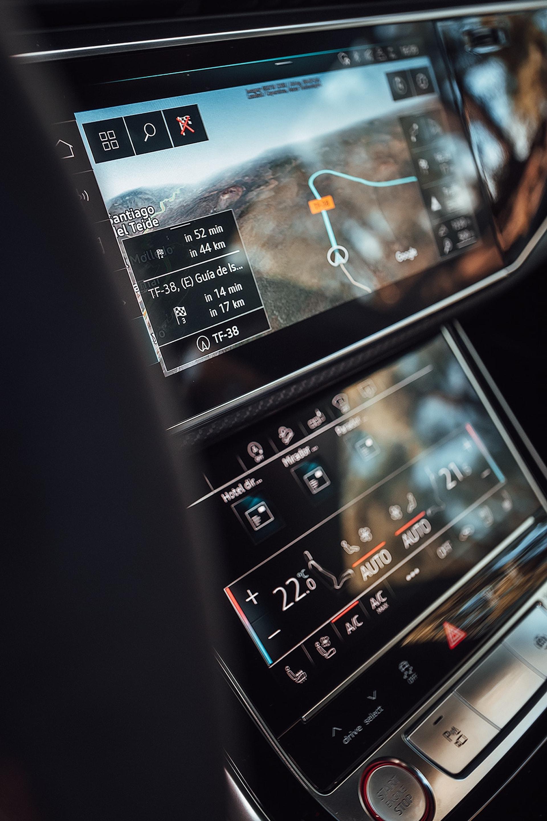 Audi RSQ8: Mit 600 PS über die Vulkanlandschaft von Teneriffa 4