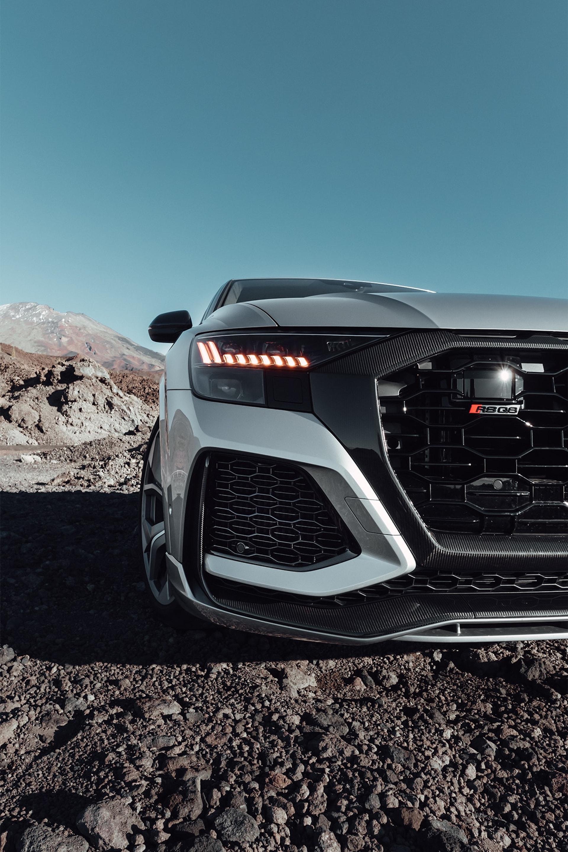 Audi RSQ8: Mit 600 PS über die Vulkanlandschaft von Teneriffa 6