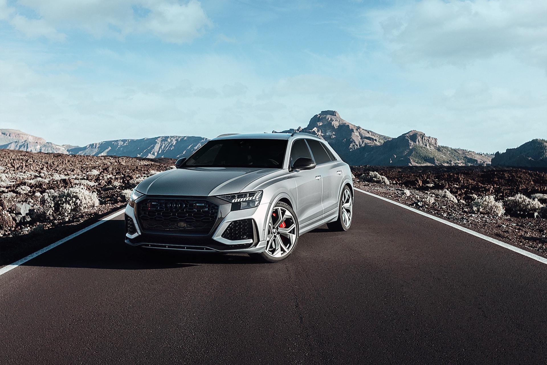 Audi RSQ8: Mit 600 PS über die Vulkanlandschaft von Teneriffa 1