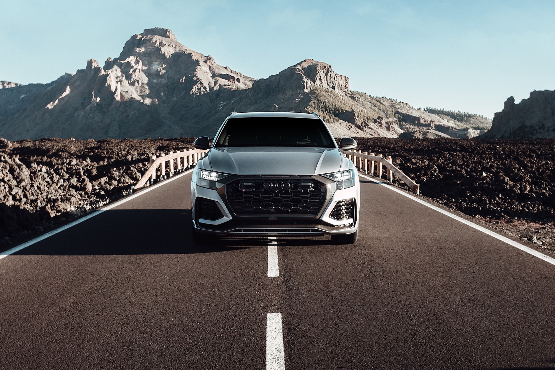 Audi RSQ8: Mit 600 PS über die Vulkanlandschaft von Teneriffa 7