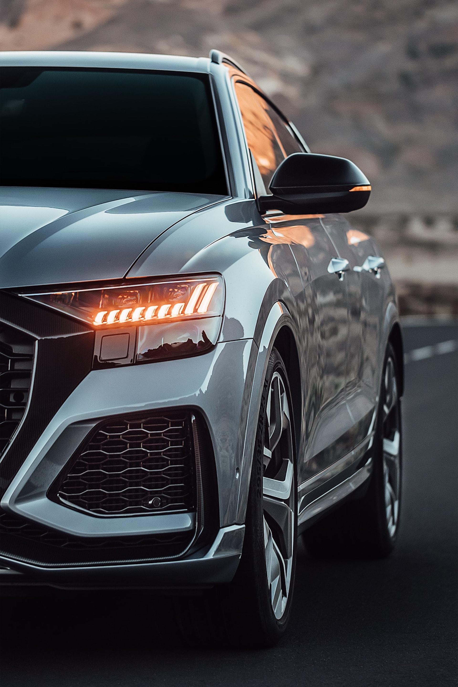 Audi RSQ8: Mit 600 PS über die Vulkanlandschaft von Teneriffa 8