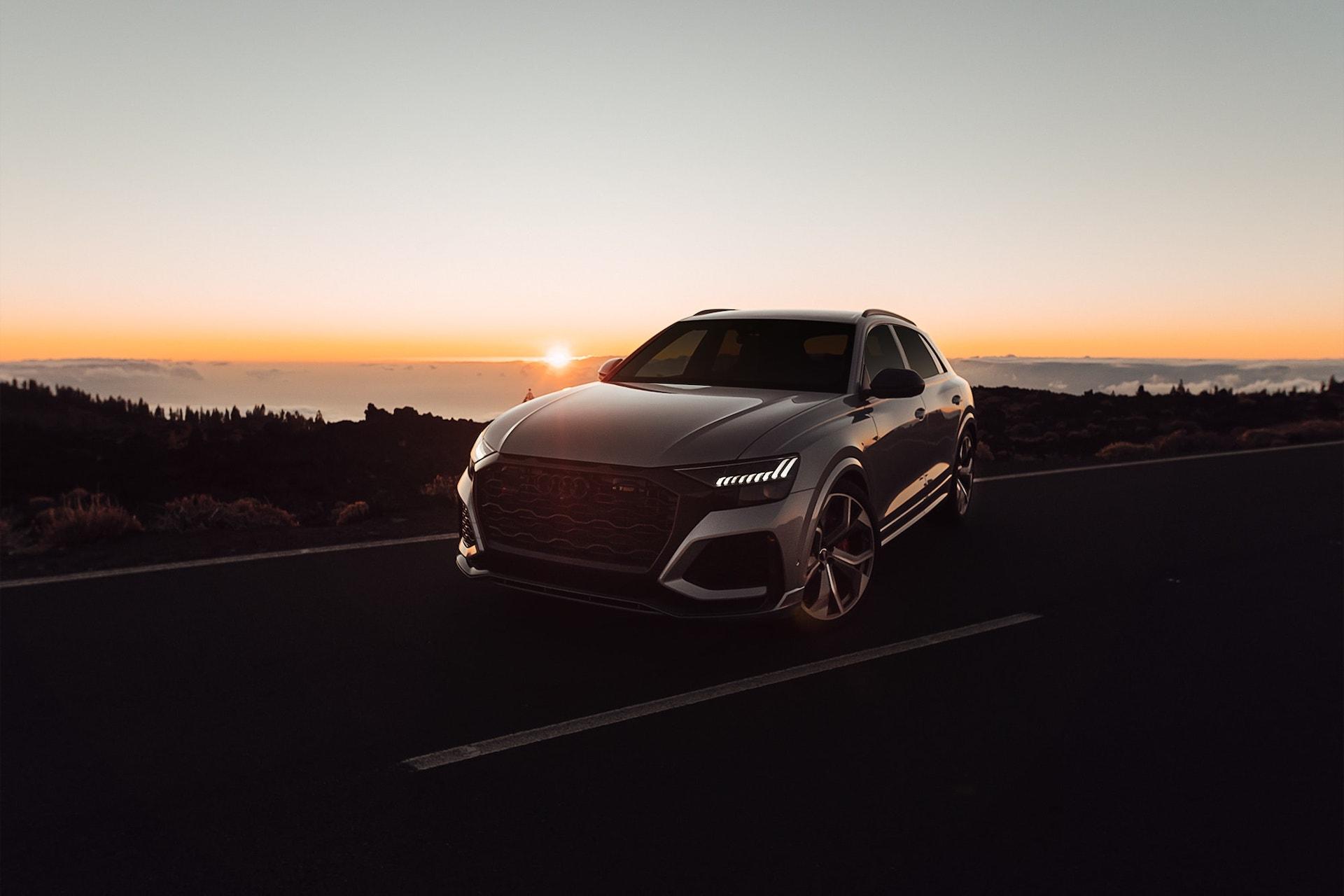 Audi RSQ8: Mit 600 PS über die Vulkanlandschaft von Teneriffa 10