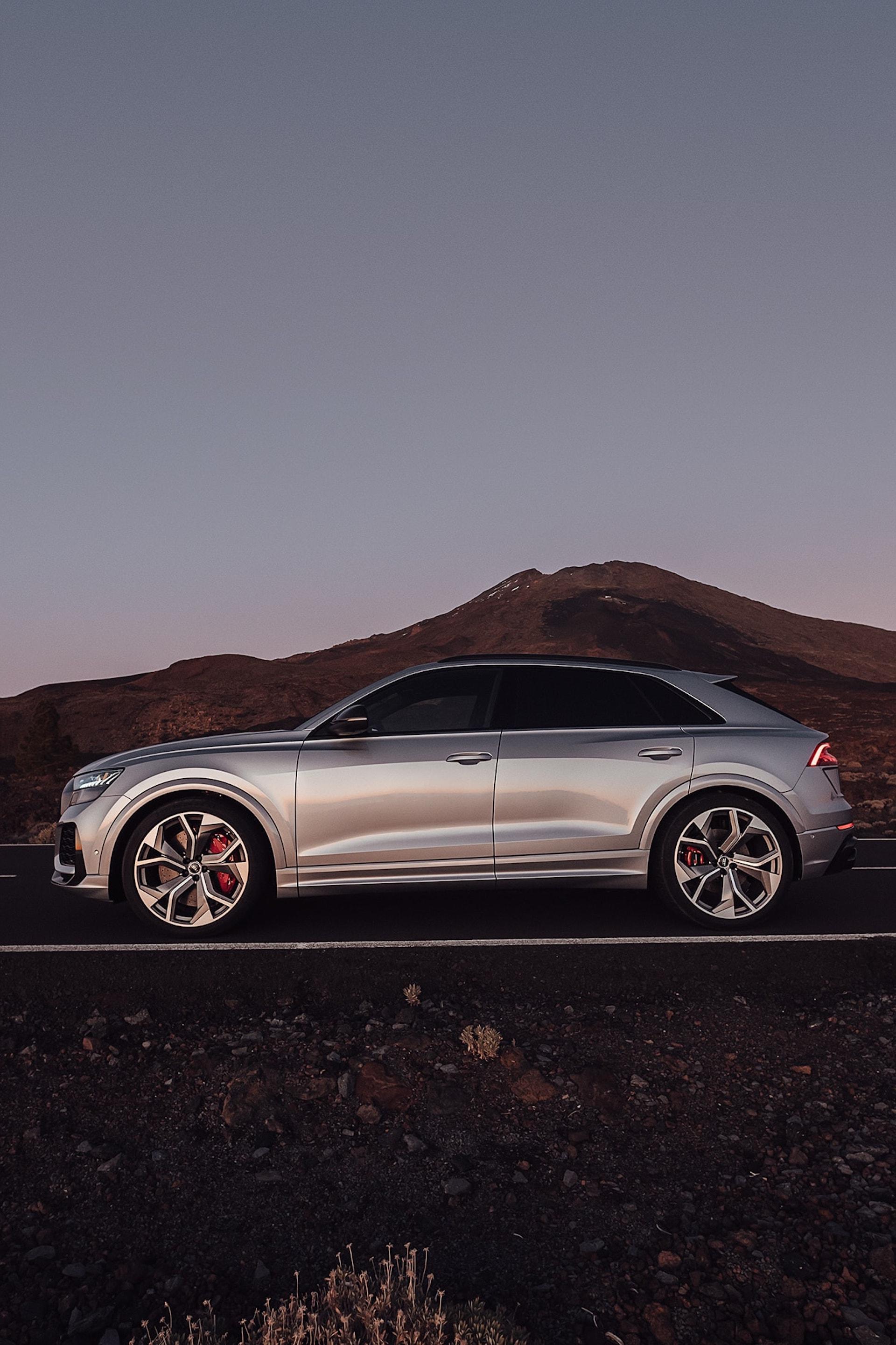 Audi RSQ8: Mit 600 PS über die Vulkanlandschaft von Teneriffa 2