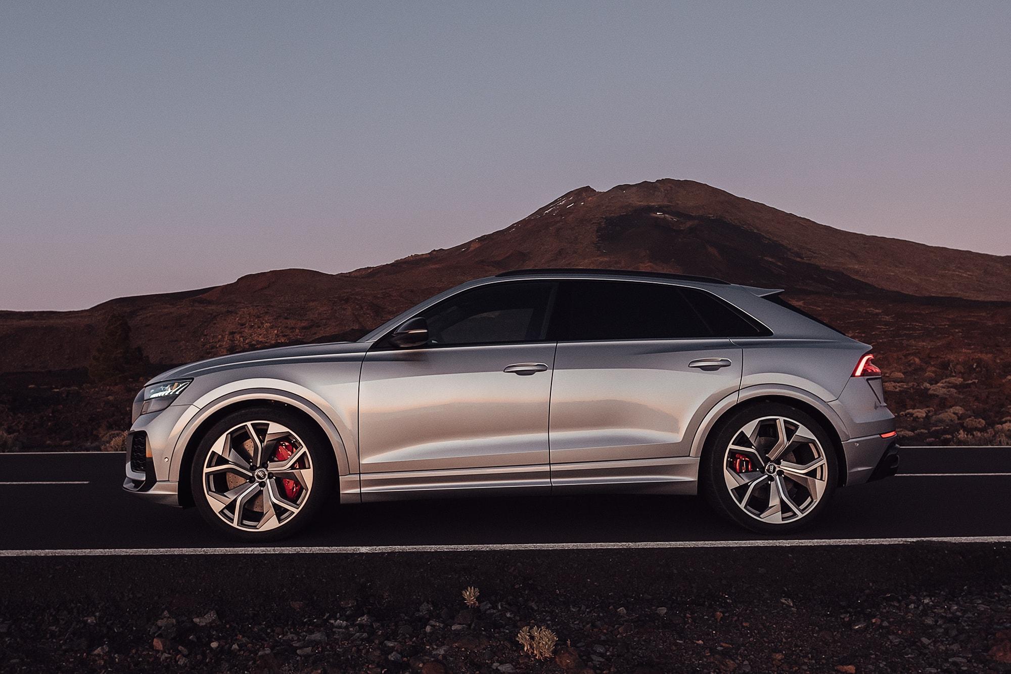 Audi RSQ8: Mit 600 PS über die Vulkanlandschaft von Teneriffa 11