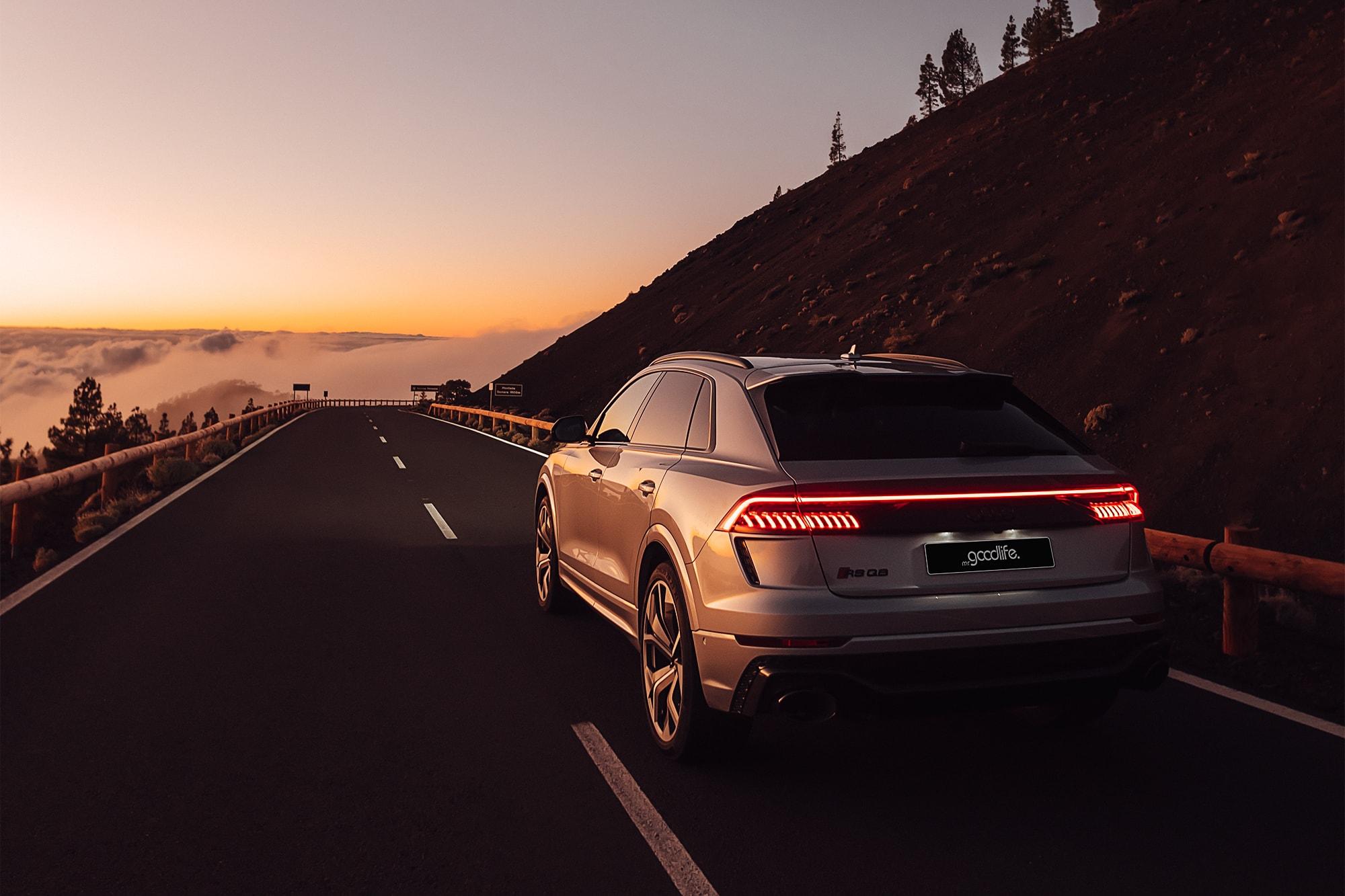 Audi RSQ8: Mit 600 PS über die Vulkanlandschaft von Teneriffa 12